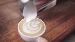 Making Cafe Latte Art With Marie From Pikolo - Heart, Triple Tulip, Rosetta And Bunny