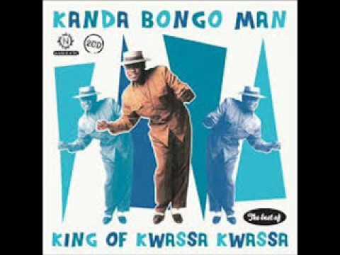 Kanda Bongo Man The Best Of King Of Kwassa Kwassa -'J.T.' Congolese Soukous