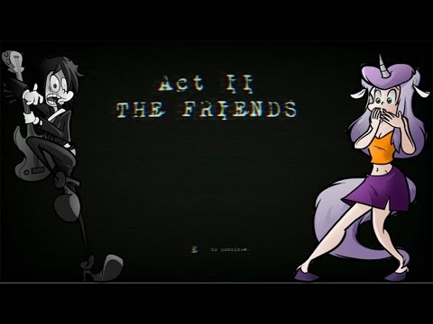 Masochisia W/ TwinklePhoenix:  Act II The Friends