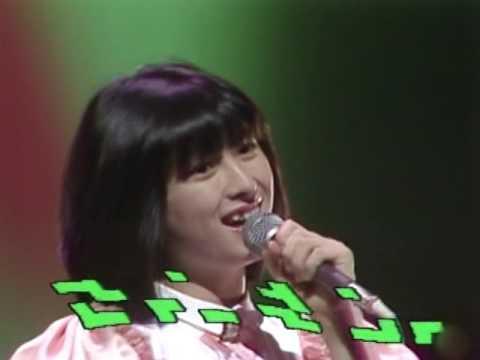 河合奈保子 17才 (1981)