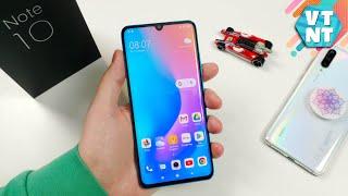 Xiaomi Mi Note 10. 6 Камер. Провал? Или все таки стоит купить?