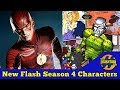 EXCLUSIVE: A Trio Of Characters Coming To 'The Flash', Season 4!