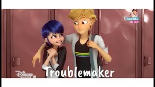Miraculous | News - Troublemaker Part 11
