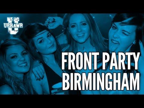 UPRAWR Birmingham: FRONT Magazine x UPRAWR Valentines