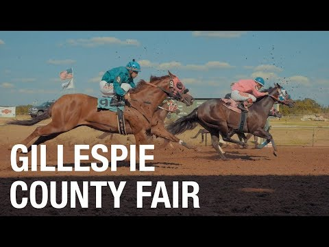 Gillespie County Fair Highlights