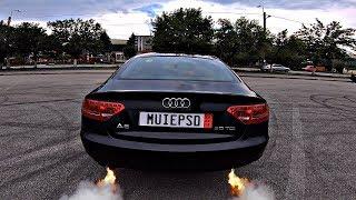 CAR VLOG cu NOUA MEA MASINA - Audi A5 Sportback