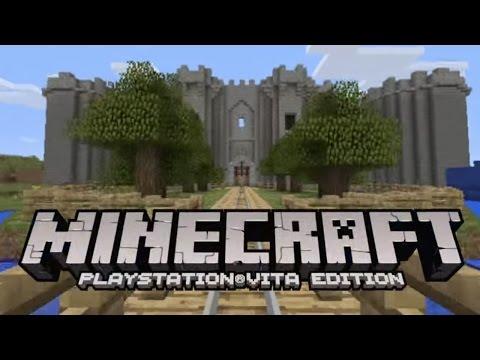 Minecraft - PlayStation Vita Edition Trailer