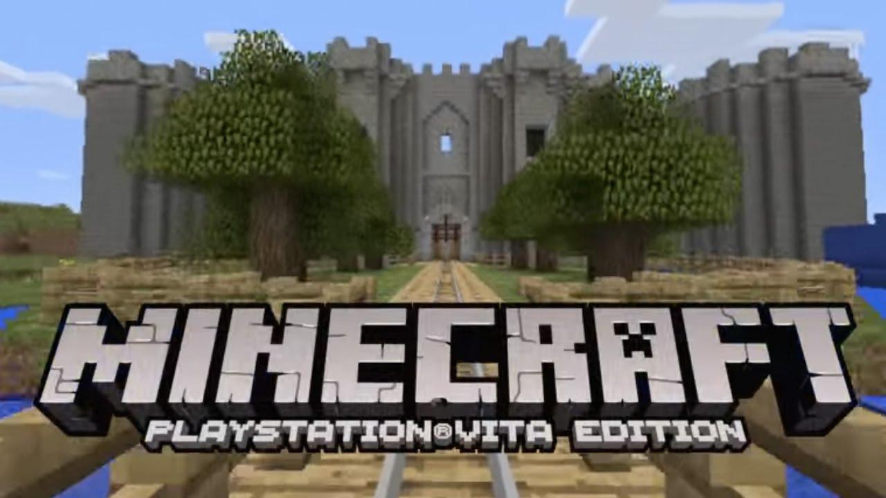 PlayStation Vita Edition – Official Minecraft Wiki