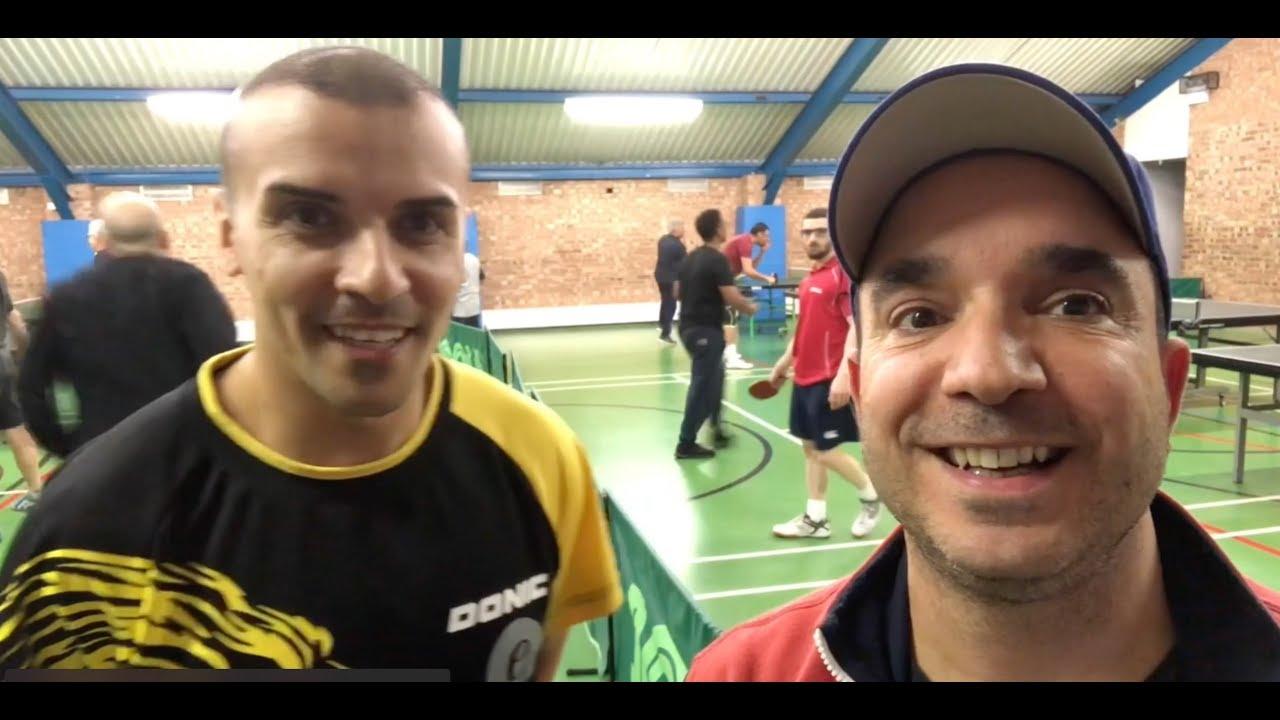 Eli's Baraty's - Adult Table Tennis Club  - Training