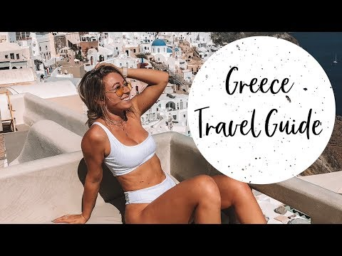 Greece Vacation Vlog | Athens, Santorini, Mykonos