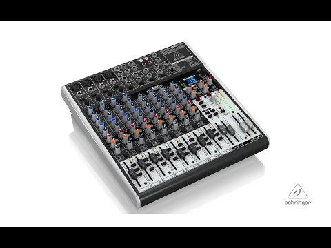 XENYX X1622USB Premium 16-Input 2/2-Bus Mixer