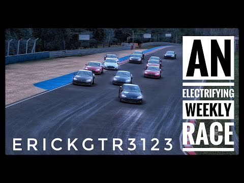 GT Sport - An Electrifying Weekly Race With Tesla's #usa