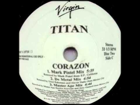 Titan - Corazon (Mark Pistel Mix)