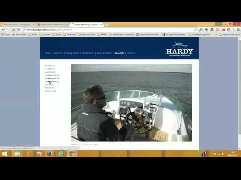 Hardy Motor Boats For Sale UK Ph 01692 408700 Hardy Marine Designers & Builders Of Motor Boats