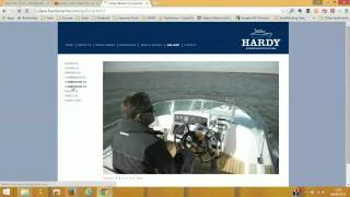 Hardy Motor Boats For Sale UK Ph 01692 408700 Hardy Marine Designers & Builders of Motor Boats