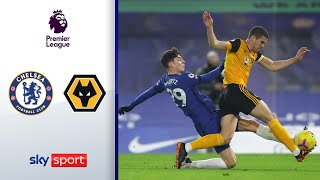Tuchel Debüt misslingt! Havertz & Co. mit Remis | Chelsea - Wolverhampton 0:0 | Highlights