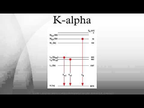 K-alpha