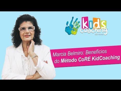 Marcia Belmiro comenta sobre os benefícios do Método CORE KidCoaching