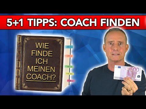 5+1 TIPPS, wie Du Deinen COACH findest   Die genaue Strategie