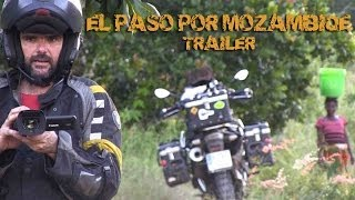 Vuelta al Mundo en Moto /El Paso por Mozambique - Crowdfunding