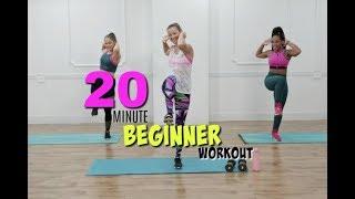 20 Minute Beginner Workout (feat. POPSUGAR) -Keaira LaShae