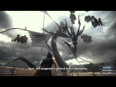 FINAL FANTASY XV - Trailer di lancio (E3 2013)