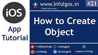 Instantiating an Object in Objective C - Tutorial 19