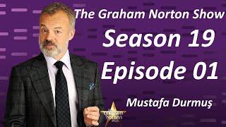 The graham norton show s19e01 ben affleck, amy adams, henry cavill, pet shop boys 25/03/2016