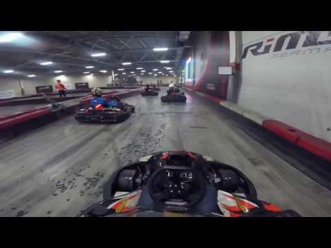 Kickstart My Heart - AMKC Final Race - Le Mans Karting CRG - Crazy Russian Drivers