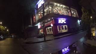 Sài Gòn đêm 18/8/2017 - Ngắm nhìn cuộc sống sài gòn về ban đêm