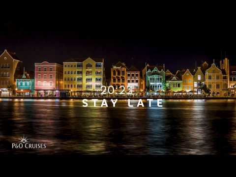 Curacao Caribbean Cruise Timelapse with P&O Cruises