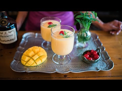 How to Make a Mango Colada