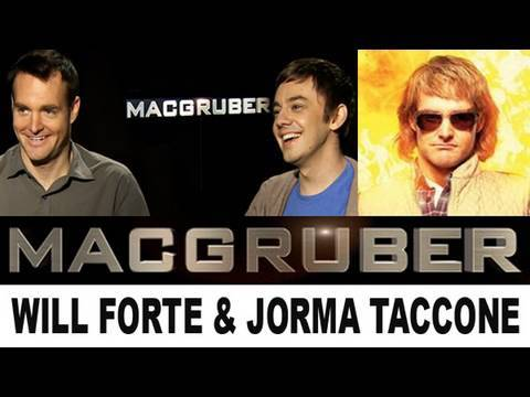 MacGruber Movie: Will Forte & Jorma Taccone talk to Beyond The Trailer Mp3