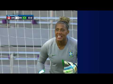HIGHLIGHTS | #CANWNT 0-2 Brazil