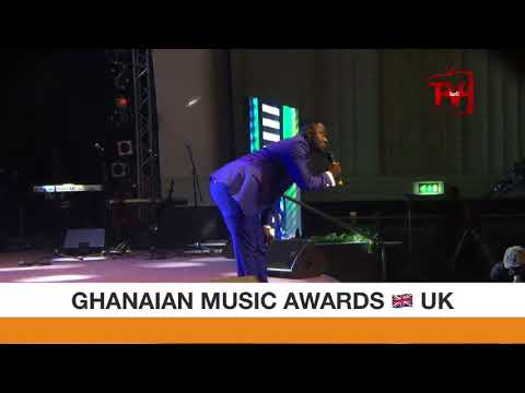 GHANA MUSIC AWARD UK 2017-FUNNY FACE DEFENDS HIS 2MINS SX
