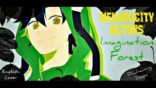 Mekakucity Actors: Kuusou Forest + English Lyrics [Imagination Forest: Daydreaming Doors]
