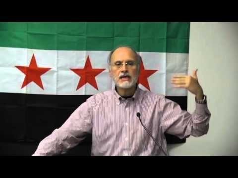 Gilbert Achcar: Syria in the Context of the Arab Uprisings