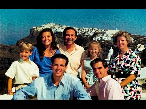 ONCE A KING - KING CONSTANTINE OF GREECE - 1993