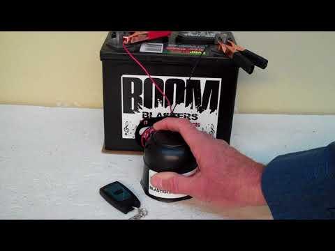 First Call Bugle Horn Sounds Car Horn Wireless