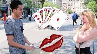 HOW TO KISS GIRLS WITH MAGIC!