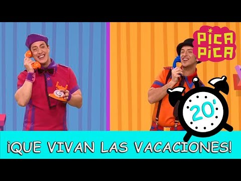Pica-Pica - ¡Que vivan las vacaciones!