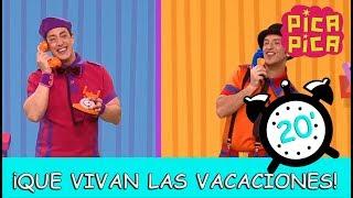 Pica-Pica - !Que vivan las vacaciones!