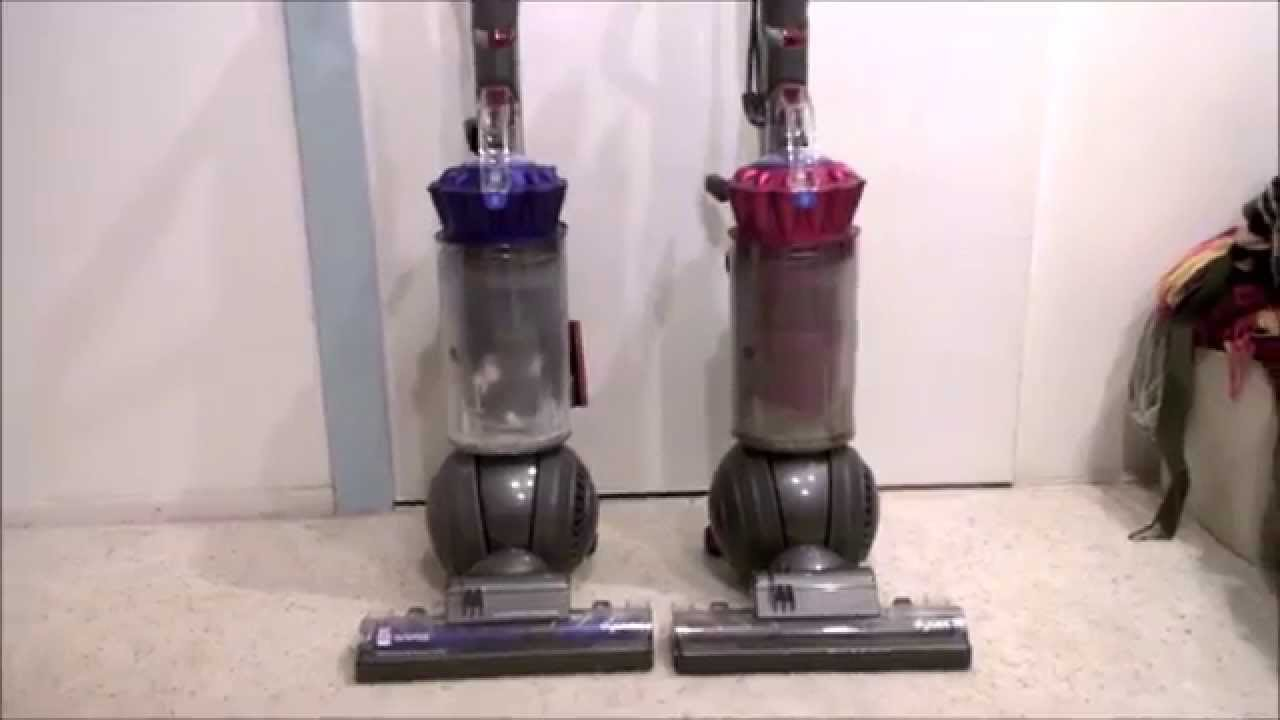 dyson dc65 animal vs. dyson dc41 animal - full vacuum review and