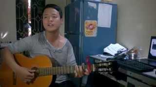 Vết mưa_ Guitar cover by Chàng Sơ Mi