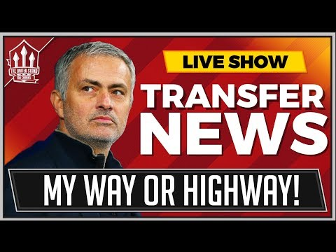 Mourinho's Manchester United Transfer Ultimatum! MUFC News