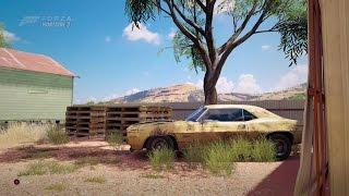 FH3- RESTORING A 1969 CAMARO SUPER SPORT