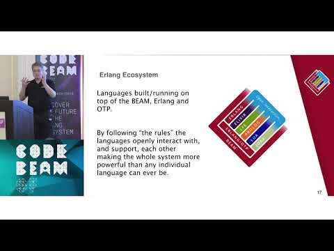 Robert Virding, Mariano Guerra - Implementing Languages on the BEAM - Code BEAM SF 2018