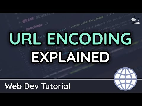 What is URL Encoding? - URL Encode/Decode Explained - Web Development Tutorial thumbnail