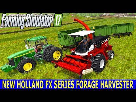 Forage Harvester | Mods Magistrate's FileBase