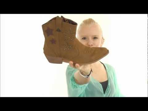 Blowfish Lasso Cowgirl Boots
